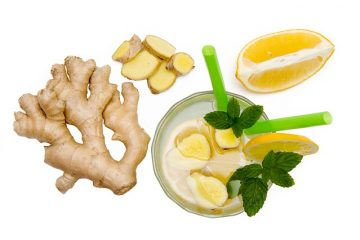 Lemon & Ginger Detox Drink Recipe