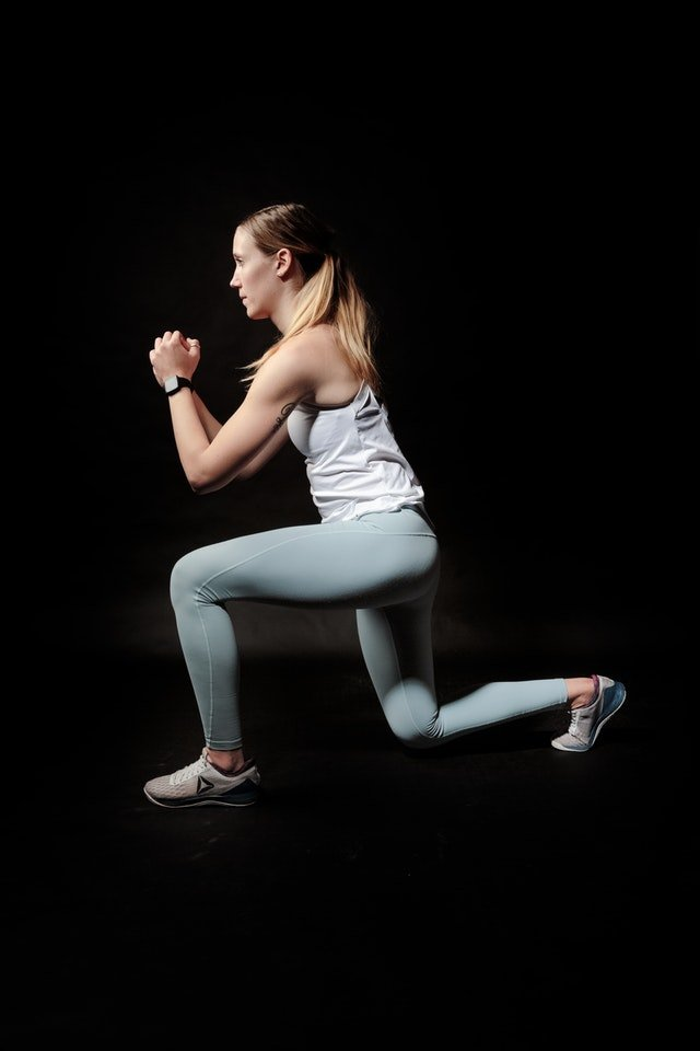How to do Lunges - Best Exercises For Belly Fat Loss At Home