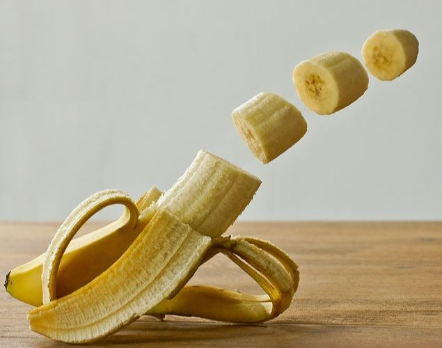 Bananas - Best Fruit for Weight Loss