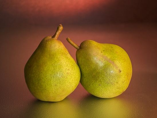 Pears - Best Fruit for Weight Loss