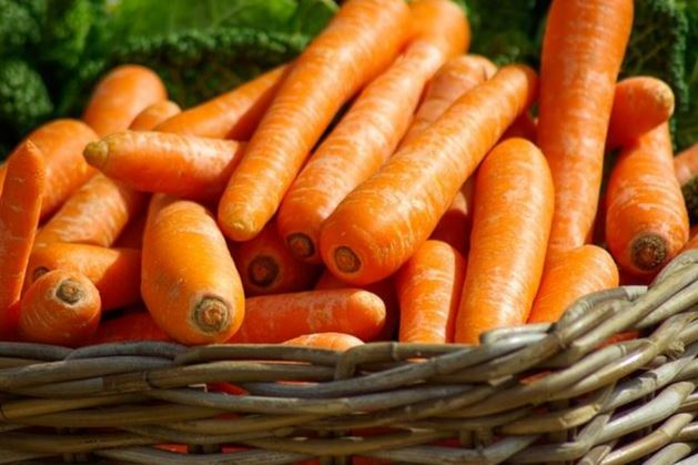 Carrots - Best vegetables to eat for weight loss