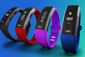 Top 5 Best Fitness Tracker Under 200 Dollars 2021